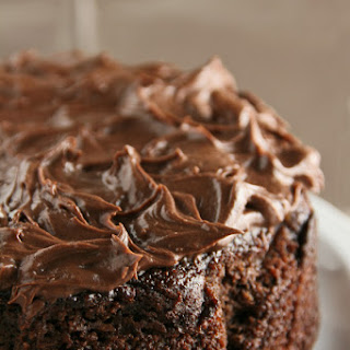 NIGELLA'S CHOCOLATE ORANGE CAKE