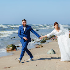 Wedding photographer Vladimir Sevastyanov (Sevastyanov). Photo of 02.05.2018