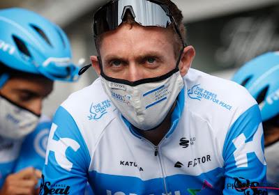 """Daniel Martin maakte indruk in de Vuelta: """"Ze waren ervan overtuigd dat ik mijn potentieel nog niet had bereikt"""""""