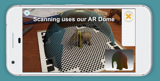 Qlone - 3D Scanning & AR Solution 2.8.0 screenshots 1