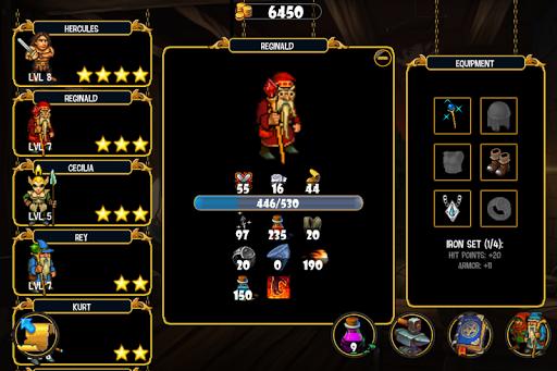 Royal Heroes: Auto Royal Chess screenshots apkspray 3