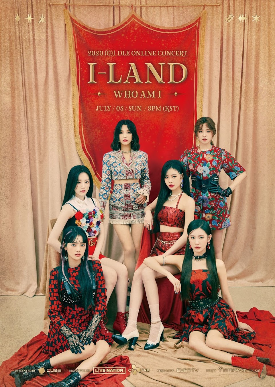 gidle-concert-poster-scaled