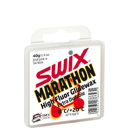 Swix - Marathon Svart och Vit - 40g