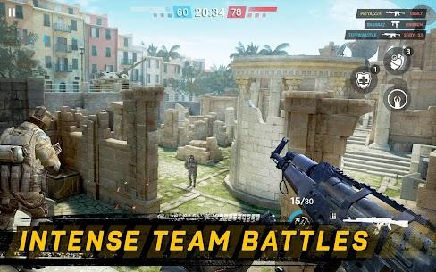 Warface: Global Operations. Gun shooting game, fps 1