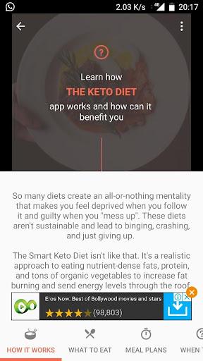 Bulletproof Keto Diet screenshot 6