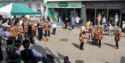 Photo: HOBOS    http://www.hobos-morris.org.uk/