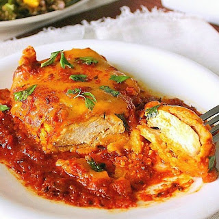 Chicken Parmesan, the Mexican Way