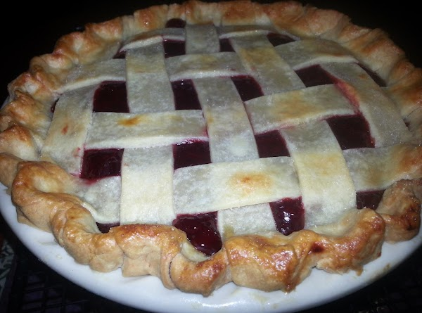Cherry Pickers Pie Recipe