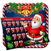 Merry Christmas Keyboard Theme Android APK Download Free By Best Keyboard Theme Design