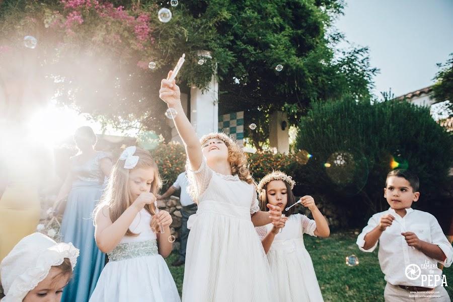 Wedding photographer La cámara De pepa (lacamaradepepa). Photo of 14.05.2019
