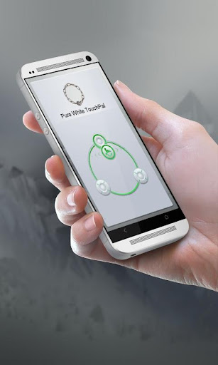 纯白 TouchPal