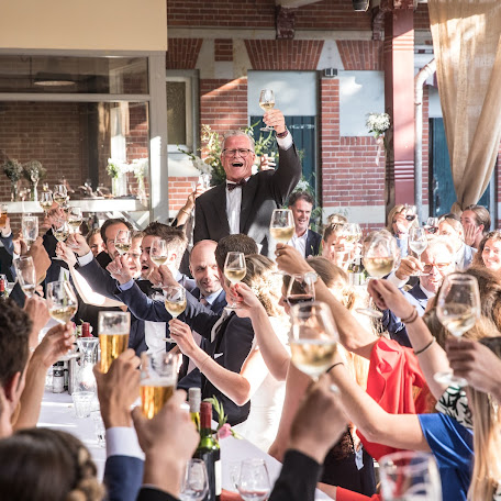 Wedding photographer Stefan Van der kamp (Beeldbroeders). Photo of 07.07.2017