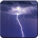 Thunder Storm Live Wallpaper icon
