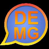 German Malagasy dictionary