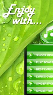 Bobby van Jaarsveld Songs & Lyrics, Fresh. - náhled