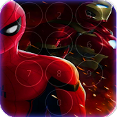 Amazing Spider Lockscreen HD