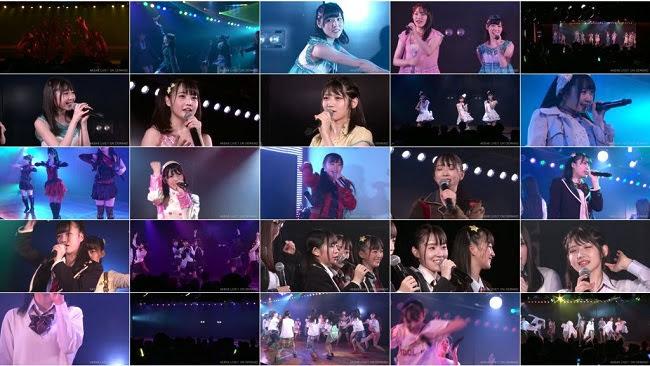 190808 (720p) AKB48 研究生「パジャマドライブ」公演 1430 & 1830