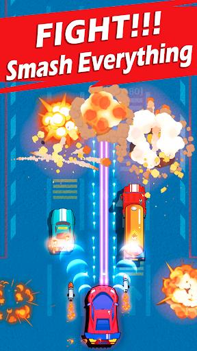 Merge & Fight: Chaos Racer screenshots 3