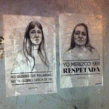 Photo: 4.16.15 STWTS posters in Mexico City by Cohabita DF 4