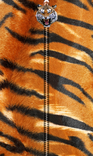 Tiger Zipper UnLock