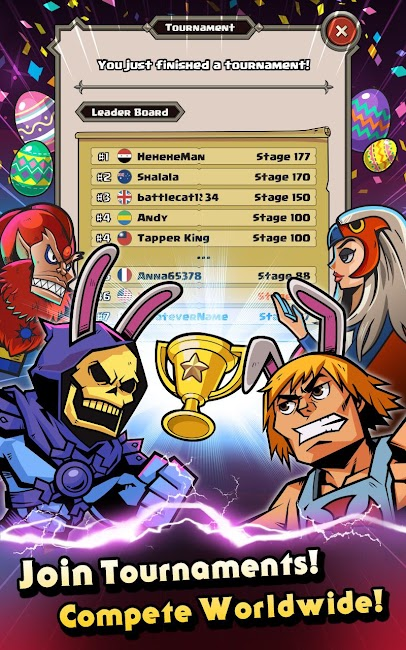 #4. He-Man™ Tappers of Grayskull™ (Android)