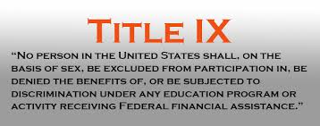 Image result for title ix