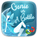 Genie in the Bottle GO Theme icon