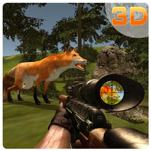 愤怒的狐狸猎人模拟器 模擬 App LOGO-硬是要APP