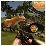 Angry Fox Hunter Simulator Icon