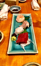 Photo: Sashimi platter