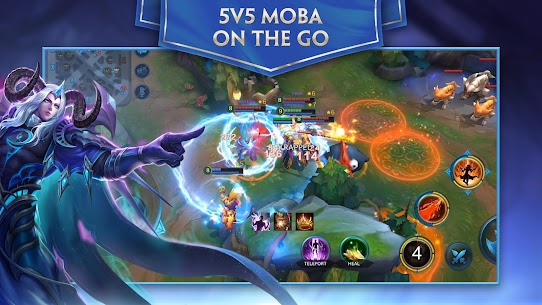 Heroes Evolved Mod Apk Download For Android and Iphone 1
