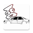 Peugeot 405 - Repair, service, operation APK