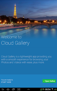 Cloud Gallery Screenshot