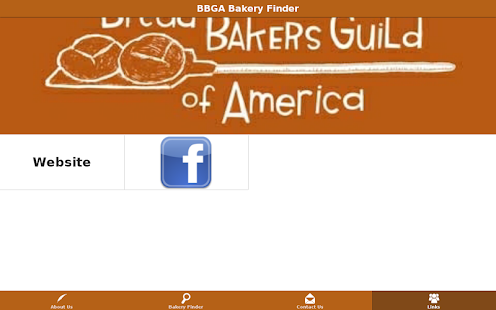 BBGA Bakery Finder- screenshot thumbnail