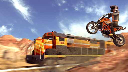 Bike vs. Train screenshot 5