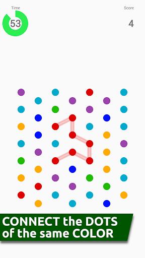 Dot Fight: 連接點和線的益智遊戲