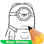 How To Draw Minions APK icon