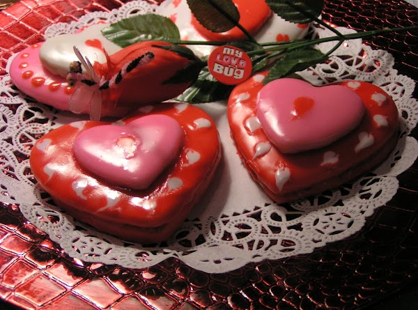 Serve to your sweetheart with love!