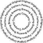 Logo for Original Pattern Brewing Company