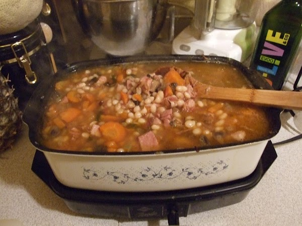 ~Add 1/2 teaspoon smoked paprika, simmer for additional 15 minutes.