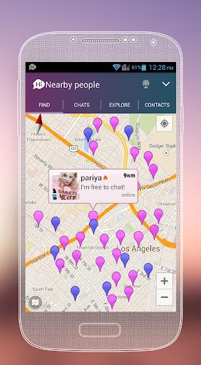 SayHi Chat, Meet New People screenshot 5