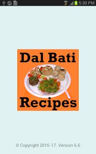 Dal bati churma recipes videos rajasthani food apps on google play screenshot image forumfinder Choice Image
