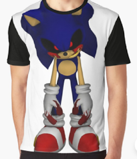 Sonic Exe Merchandise - náhled