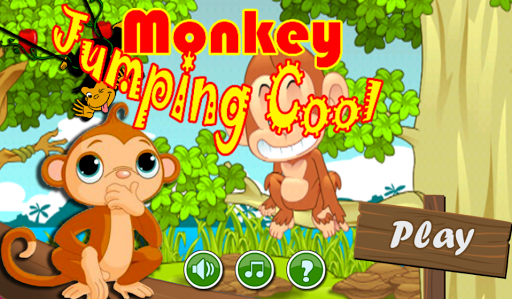 Monkey Jumping Cool