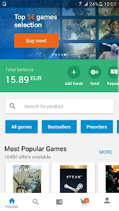 G2A - Game Stores Marketplace 1 9 10 + (AdFree) APK for Android
