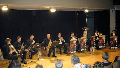 Photo: 2007 - SAX MEETS BRASS in Gilching
