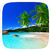 Beach HD Wallpaper Theme