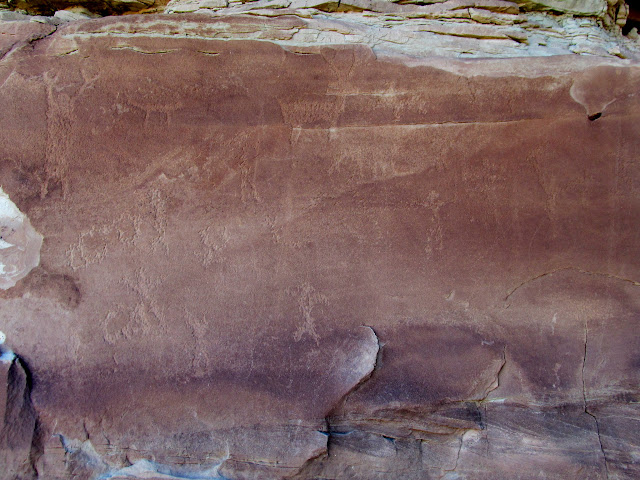 Smith Pond petroglyphs