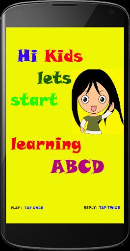 Learn ABCD With Fun