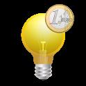 Ahorra en Luz. Precio luz hora icon